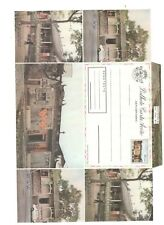 1976 MACAU AEROGRAMME No16 & 17 PICTORIALS SET OF 2 UNFOLDED MINT SCARCE