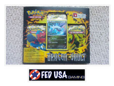 Pokemon Dragon Vault Blister Pack Latios Promo, 3 Booster Packs Pokemon TCG