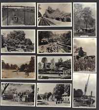 CIGARETTE CARDS.Senior Service Tobacco.OUR COUNTRYSIDE. (Full Set of 48).(1938).