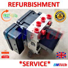 BMW ABS Pump *REFURBISHMENT REPAIR SERVICE* 10.0212 10.0961 5DF0 5DF1