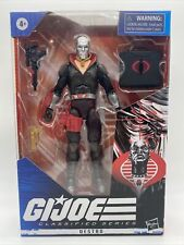 "Hasbro GI Joe Classified Series 6"" Classic Destro (Silver) Figure #03 IN STOCK!"