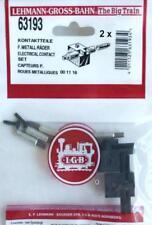 LGB 63193 G - Kontaktteile für Metallräder NEU & OvP