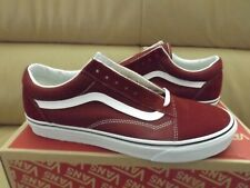 Vans Old Skool Madder Men's Shoes Size 11 Madder Brown/True White VN0A38G1OVK