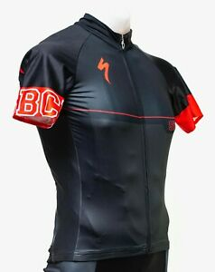 Specialized SL PRO SBCU Short Sleeve Cycling Jersey Men SMALL Black Road Bike CX