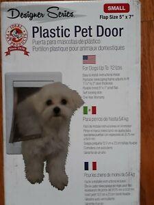 Ideal Designer Series Plastic Pet Door -SMALL