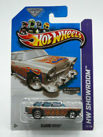 Hot Wheels HW Showroom Classic Nomad Zamac 1:64 2013 New Free Shipping