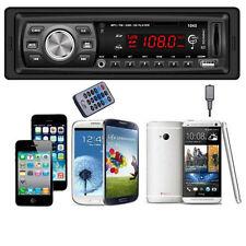 Newest Bluetooth Car Stereo Audio In-Dash Fm Aux Input Receiver Sd Usb Mp3 Radio