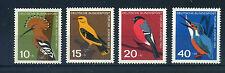 """BRD 1963 Jugend """"Einheimische Vögel"""" Mi.-Nr. 401-404 - postfrisch - Satz 4 Werte"""