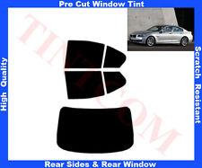 Pre-Cut Window Tint BMW 5 series F10 Saloon 2010-.. RearWindow&RearSidesAnyShade