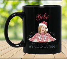 Moira Rose Christmas Schitts Creek Bebe It's Cold Outside Coffee Mug