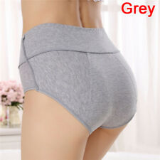 Women's Menstrual Underwear Panties Seamless Physiological Leakproof Underwearjr Gray L