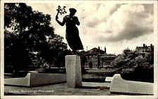 LEIDEN ältere AK Holland Bevrijdings-Monument ca. 1950 Netherlands Briefkaart