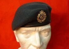 RAF Beret & RAF OR`s Metal RAF Beret Badge Size 59cm