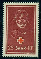 Saar #B75 Mint og, Nh, Vf, Scott $29.00