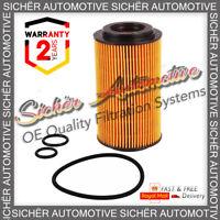 Genuine Sicher Mercedes-Benz OM651 C-Class W204 E-Class W212 Oil Filter