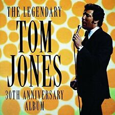 Tom Jones Legendary Tom Jones 30th anniversary album (1964-67/95) [CD]
