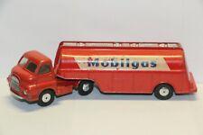 Corgi Major Toys Big Bedford Mobilgas Tanker Ref 1110-A 1959-65 Very Good 1/43