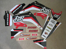 F X  TEAM 22 RACING  GRAPHICS  HONDA CR125 CR250 CR125R CR250R  2002-2003