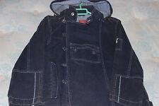 vêtement  marin en gros drap bleu marine T XS