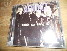 "metallica ""rock am ring 99-münchen 1999"" 14 rar live-tracks metal 22599 biem **"