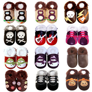 Baby Boys Shoes Toddler Girls Shoes Prewalk Infant Winter Boots Fur Shoes 0-3 Y