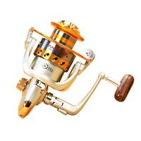 12BB Ball Bearing Metal Spinning Reel EF1000~7000 Surf Carp Fishing Tackle Reels