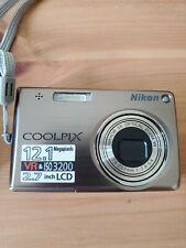 Nikon COOLPIX S70 12.1 MP Digital Camera 2.7 inch LCD