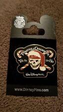 Disney WDW- Pirates of the Caribbean Yo, Ho Ho Ho 3D Christmas Candy Canes Pin