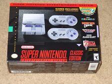 BRAND NEW Super SNES Class Edition Nintendo Mini Console System