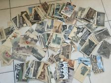 Gros lot de cartes postales