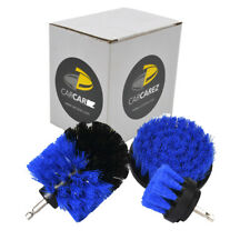 3Pcs/Set Drill Brush Bathroom Tile Grout All Purpose Power Scrubber Cleaning Kit