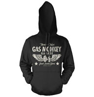 Officially Licensed Gas Monkey Garage 04-WINGS Hoodie S-XXL Sizes