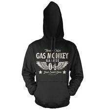 Gas Monkey Garage 04 Wings T-shirt Black M
