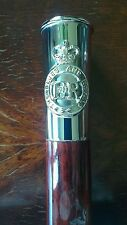 Regimental Drill Cane Blues and Royals