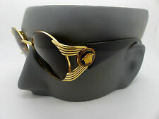 Genuine RARE VINTAGE Gianni VERSACE occhiali da sole mod S65 col 31L Unisex Medium nn.