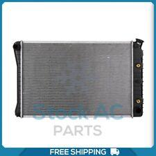 A/C Radiator for Buick / Cadillac / Chevrolet / GMC / Oldsmobile / Pontiac QOA