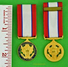 Army Distinguished Service Mini Medal DSM USM14M Made in the USA  DSM