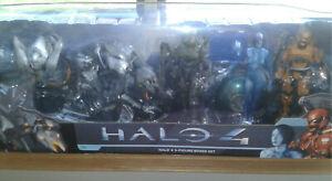 Halo 4 mcfarlane 5 figure set (Brand New)