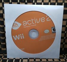 EA Sports Active 2 (Nintendo Wii) DISC ONLY #9780