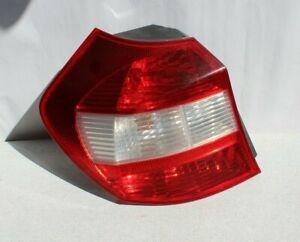 LED-RÜCKLICHT RECHTS BMW 1ER E87 2007-2011 MIT SCHWARZEM HINTERGRUND VALEO