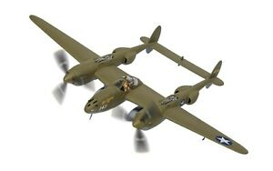 CORGI AA36615 1/72 P-38G LIGHTNING 43-2264 MISS VIRGINIA OPERATION VENGEANCE