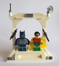 Unique Classic Batman and Robin Same Sex LEGO Wedding Cake Topper / Gift