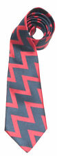 ROYAL REGIMENT OF ARTILLERY CLASSIC ZIG ZAG SILK WOVEN UK MADE MILITARY TIE