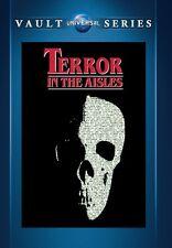 Terror in the Aisles 1984 (DVD) Donald Pleasence, Nancy Allen - New!