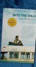 Into the Wild by Jon Krakauer  Movie Tie-In
