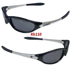 Dallas Cowboys NFL Sleek Wrap Sunglasses -UV 400 Protection -Kids