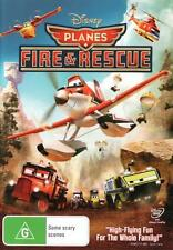 Planes: Fire & Rescue  - DVD - NEW Region 4