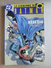 LE LEGGENDE DI BATMAN : Assedio  - Book Play Press 2001  [G481]