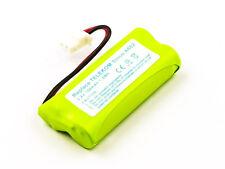 Batteria Telekom T-Com Sinus A 602 A602 Touch ACKU vthch73c02 NI-MH 2,4V 750mAh