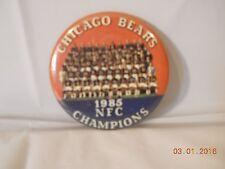 Chicago Bears 1985 NFC Champ Pin